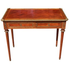 Louis XVI Petite Desk or Console Table