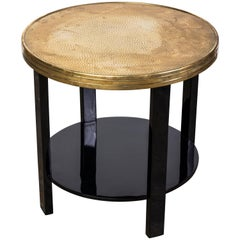 Stunning Art Deco Side Table