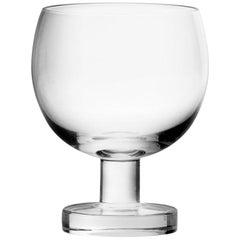 Tulip Wine Glass by Aldo Cibic