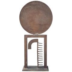 Modern Art Steel Sculpture