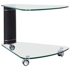 Stressless Jazz Designer Glass Table Black Coffee Table