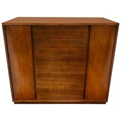 Frank Lloyd Wright Heritage Henredon Midcentury Tall Gentleman's Chest Dresser