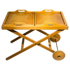 Tea Trolley by Tapio Wirkkala & Aulis Leinonen
