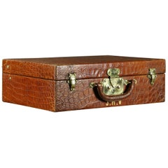 Personal Suitcase of Henry-Louis Vuitton's Wife