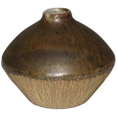 Mid-Century Danish Ceramic Vase by Edmund Andersen