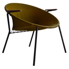 Vintage Balloon Chair by Hans Olsen for LEA