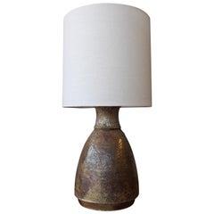 Ceramic Table Lamp, France, 1960s