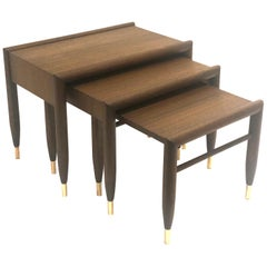 Set of Nesting Tables Designed by John Keal for Brown Saltman