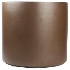 Brown Matte AC-14 Gainey Planter