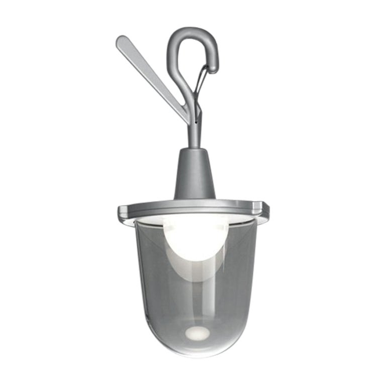 Artemide Tolomeo Lantern with Hook by Michele De Lucchi & Giancarlo Fassina