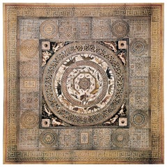 The Great Pavement of Woodchester – The Orpheus Roman Mosaic