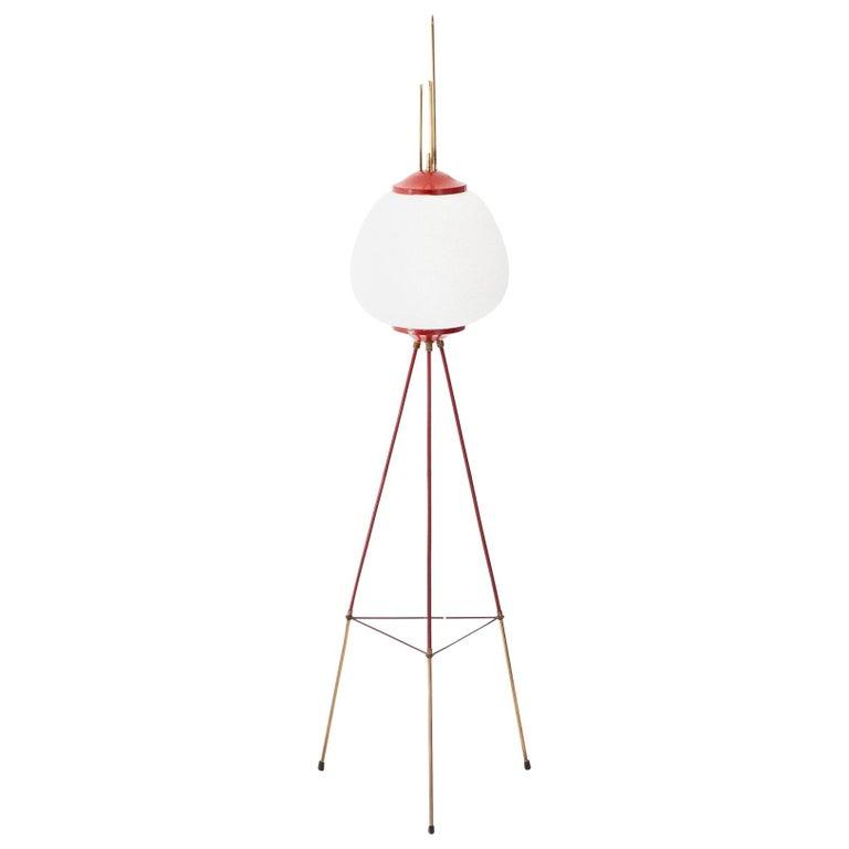 Italian Mid-Century Modern Lamp, 1950s