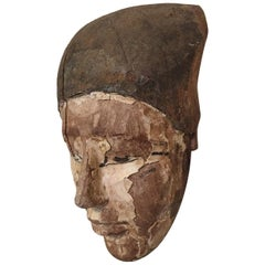 Sarcophagus Mask Egypt