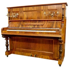 Himmel Berlin Piano in Burl Walnut