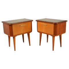 Pair of German Cabinets, 1960s