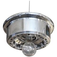 Jaguar Sepecat Airplane Suspension Lamp
