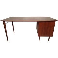 Large Mid-Century Modern Desk