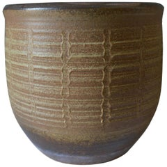 Ceramic Planter by Bob Kinzie for Affiliated Craftsman, circa 1970
