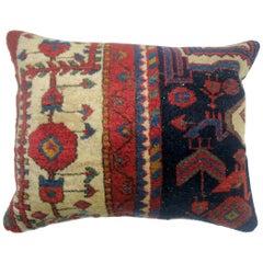 Vintage Persian Lumbar Pillow
