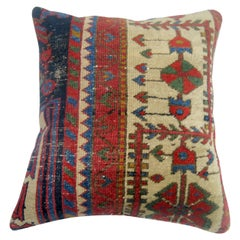Vintage Persian Rug Pillow