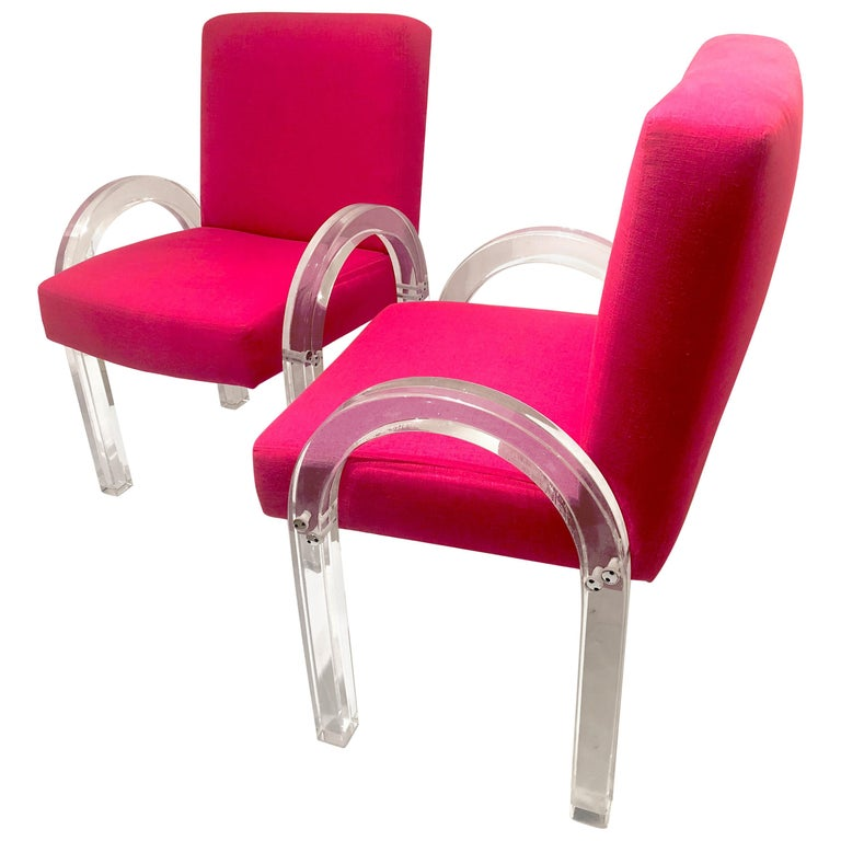 Pair of Archline Armchairs by Charles Hollis Jones For Sale