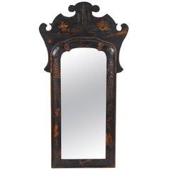 19th Century English Chinese Chinoiserie Mirror