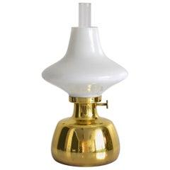 Henning Koppel Oil Lamp Petronella for Louis Poulsen, Denmark