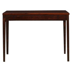 Rosewood Coffee Table 1960-1970 Vintage Classic