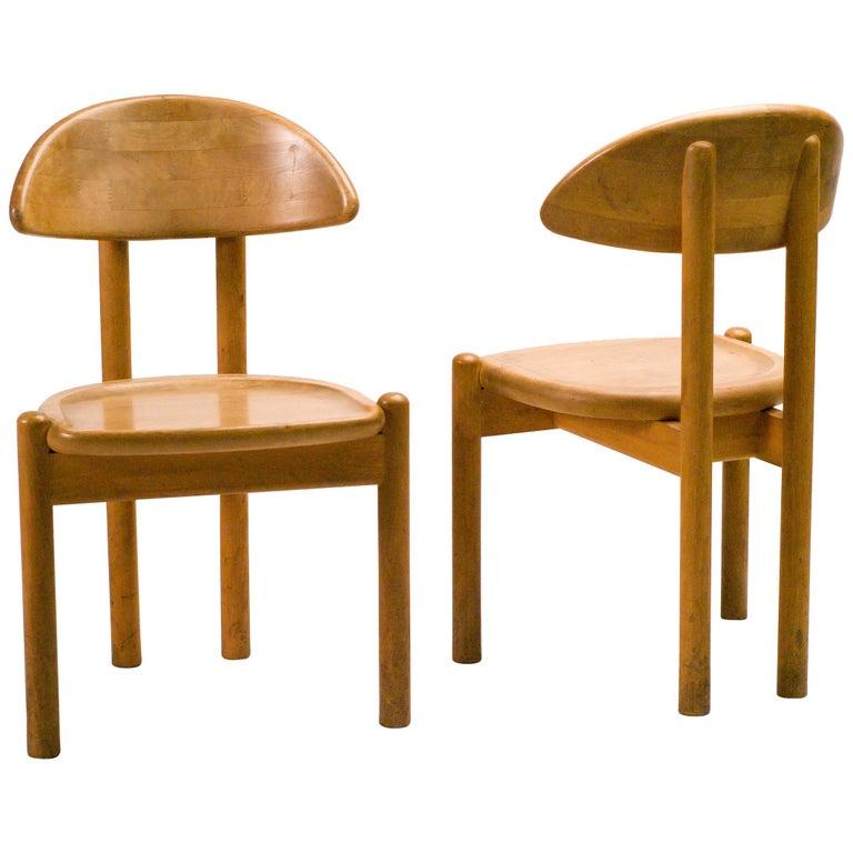 Sculptural Scandinavian Ansager Chair