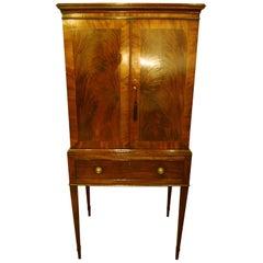 George III Collectors Cabinet