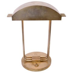 Bauhaus Table or Desk Lamp from Marcel Breuer, Germany, Exposition Paris 1925