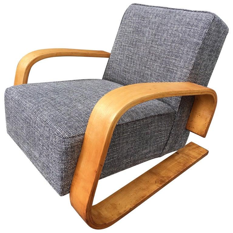 Alvar Aalto Tank Chair for Artek
