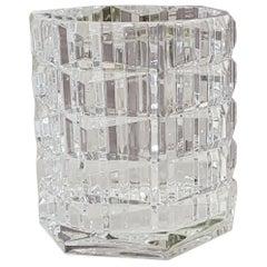 "Baccarat Crystal ""Louxor Grand Vase"", Modern"