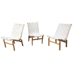 Bruno Mathsson Eva Chairs