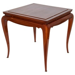 Rene Prou Games Table