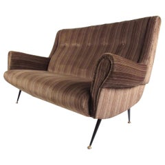 Mid-Century Modern Loveseat after Gigi Radice