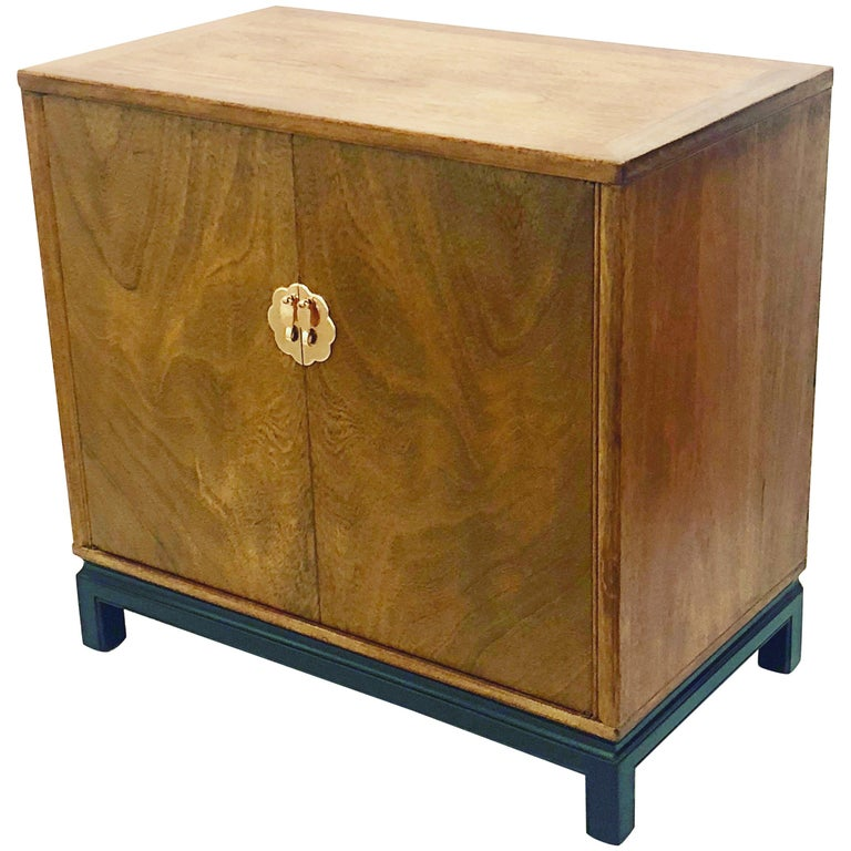 Asian Modern Mid-Century Modern Cabinet by Landstrom Furniture For Sale