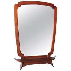 American Studio Craft Mirror by Steph D'Ascanio, 1996