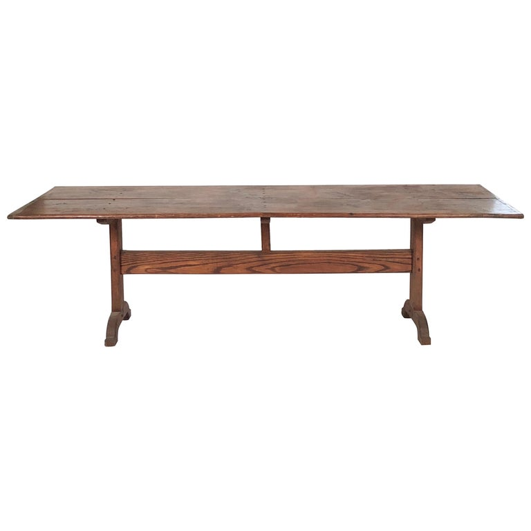 Large Dining Country Farm Table