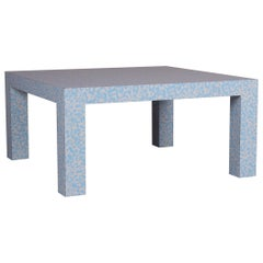 Memphis Style Low Table