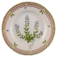 Royal Copenhagen Flora Danica Dessert Plate # 20/3551