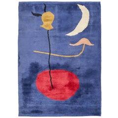 Joan Miro Rug by Marie Cuttoli & Luci Weill