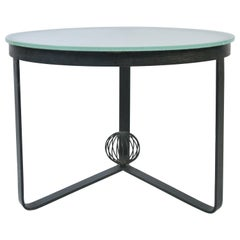 French 1950s Coffee Table