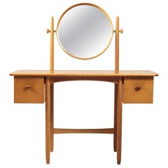 Dressing Table by Sven Engström and Gunnar Myrstrand for Bodafors, 1960s Sweden