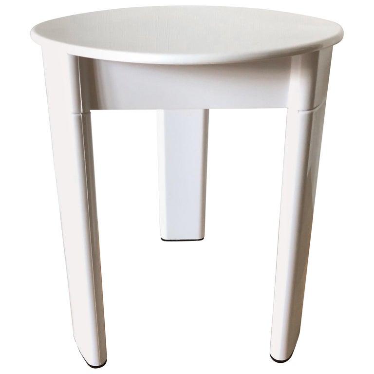 Olaf V Bohr Postmodern Side or End Table for Gedy
