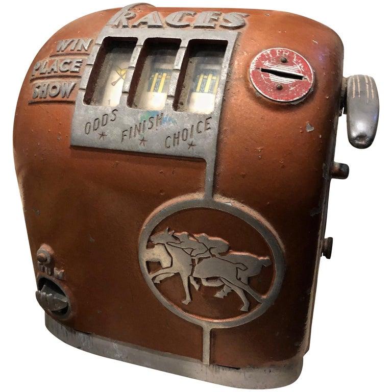 Vintage Horse Races Slot Machine