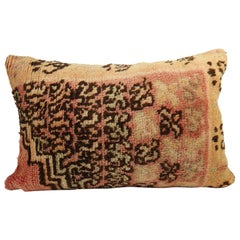 Moroccan Pillow Bohemian Berber Cushion from Morocco 1