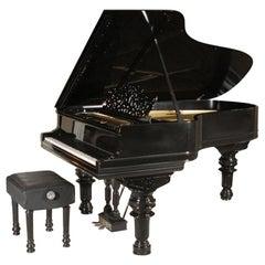Steinway Piano 85 Keys, 1886
