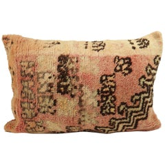 Moroccan Pillow Bohemian Berber Cushion from Morocco 2