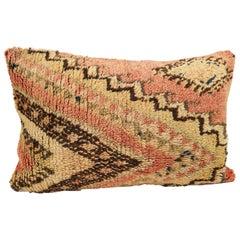 Moroccan Pillow Bohemian Berber Cushion from Morocco 3